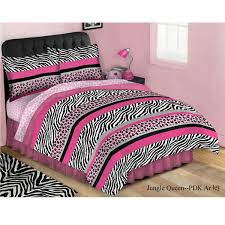 leapord print comforters twin jungle striped animal print bed in a bag comforter set leopard print