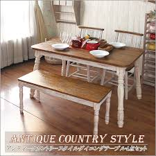 french country dining room set. Antique French Country Dining Table Kagu Mori Rakuten Global Market Seat Room Set