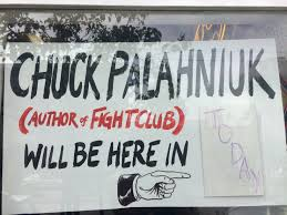 chuck palahniuk in sf check i was there so i follow julian