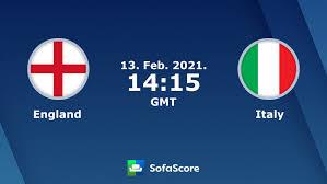 England Italy Live Ticker und Live Stream - SofaScore