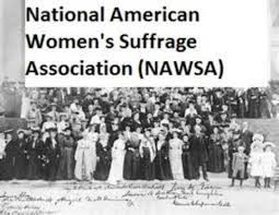「the National Woman Suffrage Association」の画像検索結果