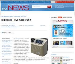 islandaire manufacturer of quality ptacs and wshps islandaire in achr featured article on the ez series dr