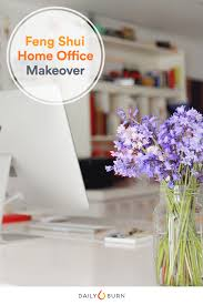 Fengshui office Workplace Daily Burn Boost Productivity With This Feng Shui Office Makeover