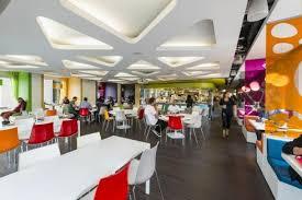 google office cafeteria. Google-canteen-interior Design-furniture-dublin-ireland Google Office Cafeteria O