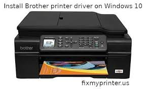 Maybe you would like to learn more about one of these? Install Brother Printer Driver On Windows 10 Brother Printers Printer Driver Printer