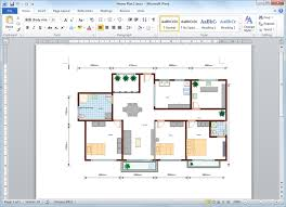 how to make a floor plan. Exellent How Create Floor Plan Diagram For Word In How To Make A S