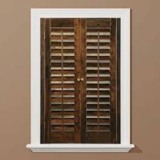 Interior Plantation Shutters Home Depot Shutters For Sliding Glass - Faux window shutters exterior