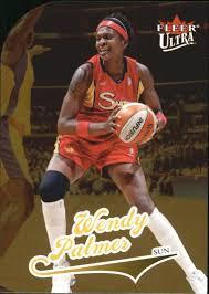 2004 Ultra WNBA Gold Medallion #31 Wendy Palmer | eBay
