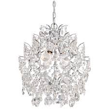 isabella s crown 3 light mini chandelier