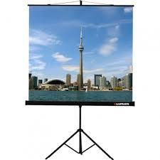 <b>Экран</b> на штативе <b>Lumien Eco View</b> 180x180 см — купить в ...