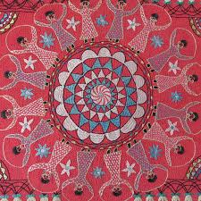 India West Bengal Kantha quilted silk embroidery | TurkishFolkArt & India West Bengal Kantha quilted silk embroidery Adamdwight.com