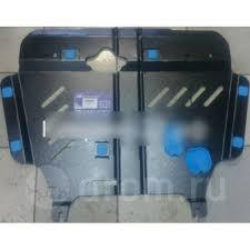 <b>Защита картера</b> и кпп Toyota Prius 30 40 41 <b>сталь 2мм</b> ZVW40W ...