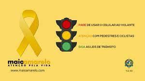 TCE adere à campanha Maio Amarelo de redução de acidentes de trânsito –  TCE-RO | Tribunal de Contas do Estado de Rondônia