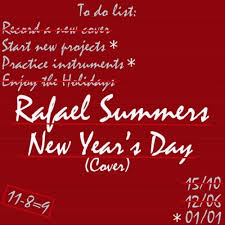 New Year's Day (Cover) by Rafael Summers