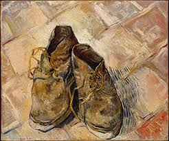 vincent van gogh shoes the met share by email
