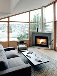 modern fireplace design ultra corner ideas designs australia