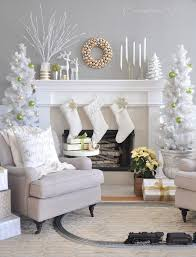christmas living room decorating ideas. Christmas-spirit-into-your-living-room-1 Christmas Living Room Decorating Ideas C