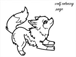 baby wolf drawing. Beautiful Wolf Stunning Wolf Drawing Marvellous Baby Template  Simple For Baby Wolf Drawing O