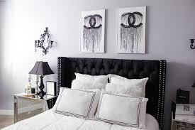 amusing white room. Bedroom:Bedroom Black And White Cozy Bedrooms With Amusing Also Marvelous Images Chic Room