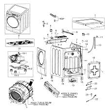 Samsung model wf316law xaa 0000 residential washers genuine parts