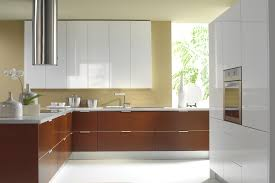Laminate For Kitchen Cabinets Furniture Wonderful Wooden Kitchen Cabinet Beige Stone Tiled