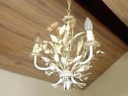white flower chandelier white flower chandelier vintage chandelier romantic flower chandelier white ceiling light fixture metal white flower chandelier