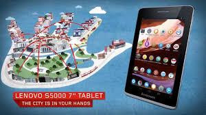 Lenovo S5000 Tablet Tour - YouTube