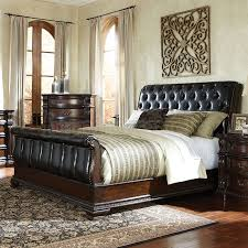 tufted upholstered sleigh bed. Simple Upholstered Best Tufted Sleigh Bed With Churchill Upholstered Beds Bedroom  Furniture Intended A