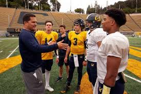 Cal Football Depth Chart Cal Releases Season Opening Depth Chart Ross Bowers