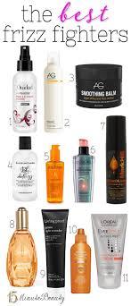 Best 25 Anti Frizz Hair Ideas On Pinterest Best Hair Products