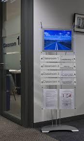 Led Light Box Display Stand Directory Signage Displays Rigid Banner Signage 82