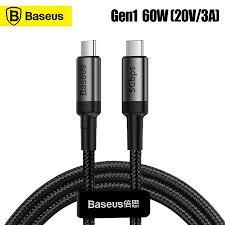 <b>Baseus Cafule Series</b> USB Cable Type-C PD3.1 USB Cable Gen1 ...