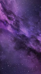 Download Clouds, space, purple ...