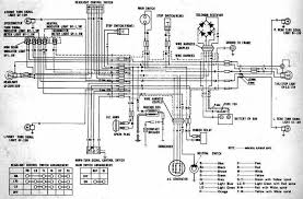 1974 honda xl 125 wiring diagram schematics and wiring diagrams 1974 1978 xl125 1977 ct125 honda motorcycle manual