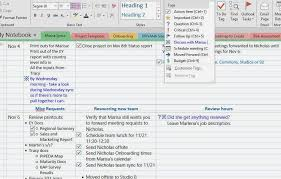 onenote budget template jenns doings a list by any other name is still a list