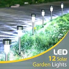 solar powered yard lights solar walkway walkway solar powered yard lights home depot solar sidewalk lights