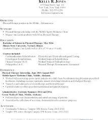 Radiation Therapist Resume Physical Therapist Resume Sample Blaisewashere Com