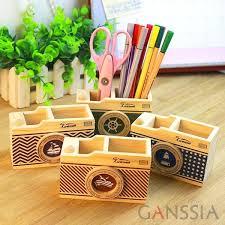 Kawaii camera design pen holder Cute Desk pen holders Kids gift office  zakka school supplies (tt-2235) 2018 from binbin3, $41.59 | DHgate Mobile