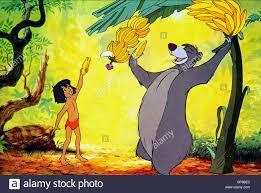 mowgli baloo the bear the jungle book 1967