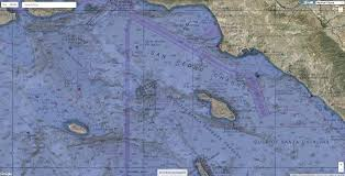 Geogarage Blog A Cartographic History Depth Contours In