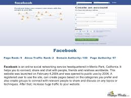 Top 100 social media sites