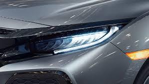 2018 honda hatchback. unique hatchback image of 2018 civic hatchback led headlights to honda hatchback