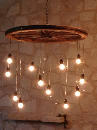 beautiful spiral wagon wheel mason jar chandelier large chandeliers for ships how to make with archived