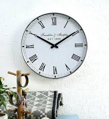 vintage style wall clocks large vintage wall clocks clocks large antique wall clock large decorative wall