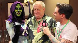 constantine in tokyo as lady skeletor power con interview constantine in tokyo as lady skeletor power con 2013 interview bloopers larry kenney more