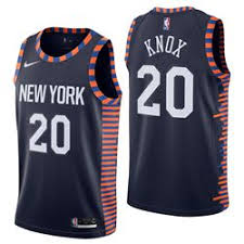 Jersey New York Basketball Knicks