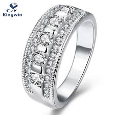 order wedding rings online. aliexpress.com : buy high quality women fashion jewelry 925 engagement rings austrian crystals, sterling silver zirconia band ring from india reliable order wedding online