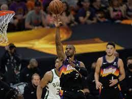 Suns' Game 2 win over Bucks in NBA ...