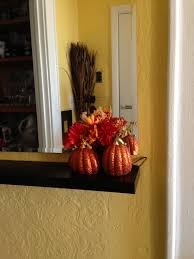 Diy Fall Decorations Diy Fall Decor Artsyjess Cheap Pumpkins Glitter Flowers Autumn