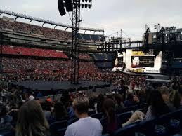 Concert Photos At Gillette Stadium